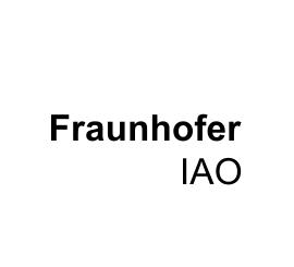 Fraunhofer IAO-Schriftzug